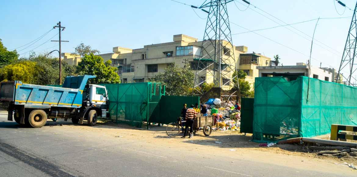 Noida Authority experiments with eco-friendly garb