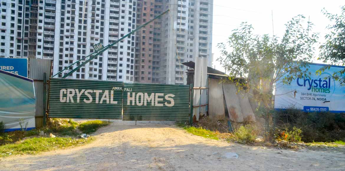 Noida: Crystal Homes to resume construction