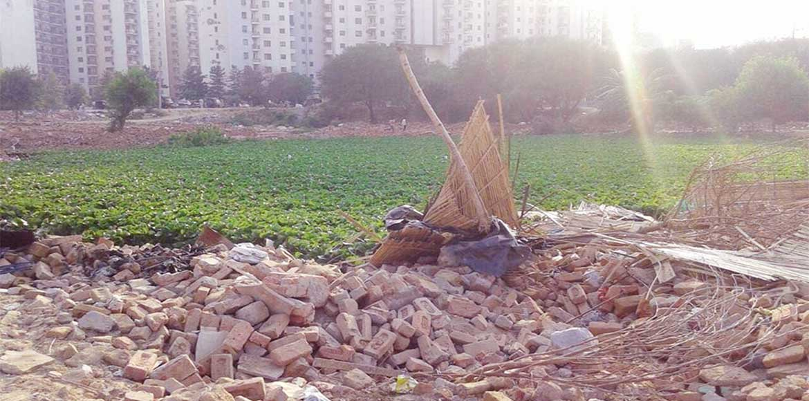 Gurgaon: Residents of Golf Course Ext to approach NGT over illegal dumping