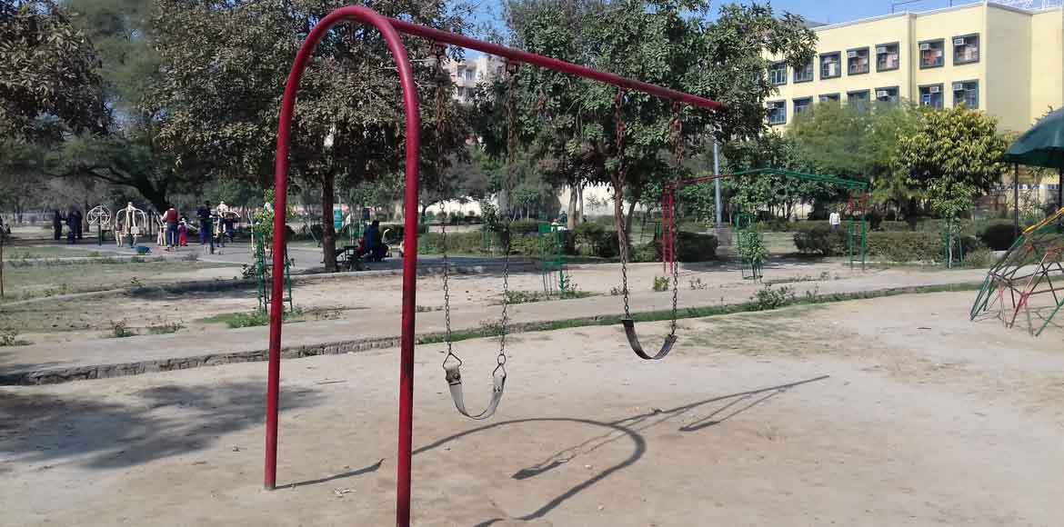Dwarka: This kids 'park is ill-maintained' and unsafe