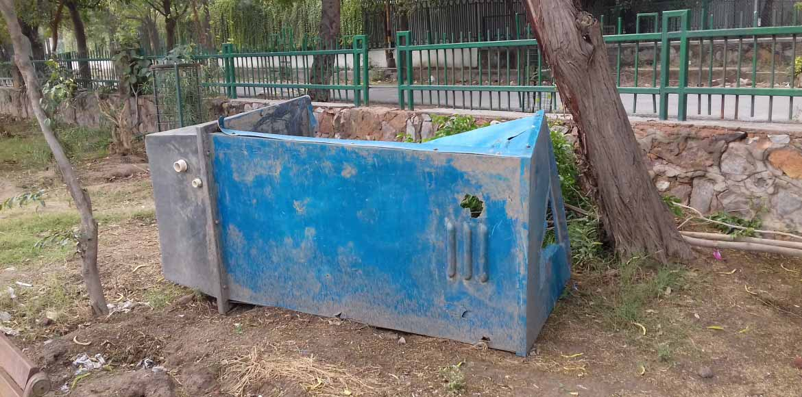 DDA bio-toilets: An epic failure