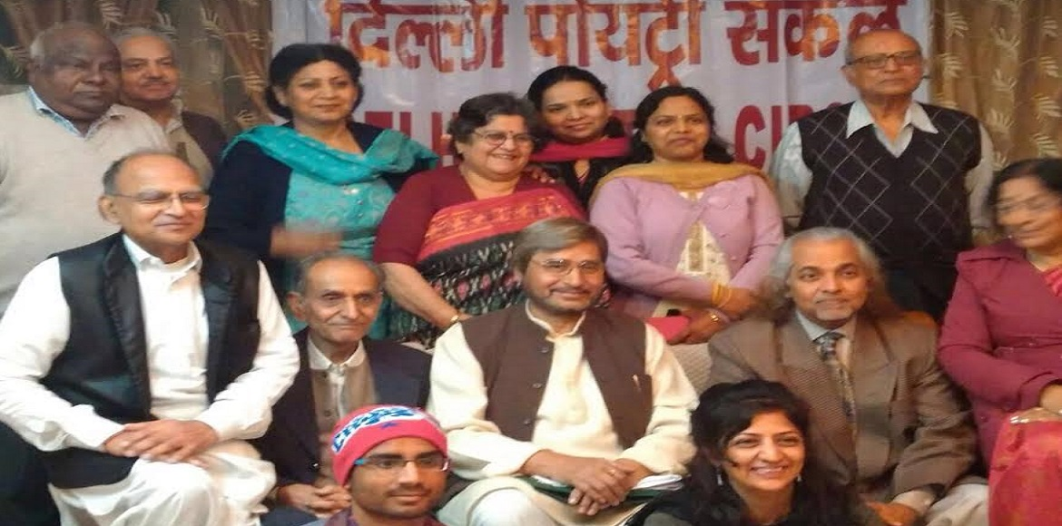 Delhi Poetry Circle forms first governing body in Dwarka