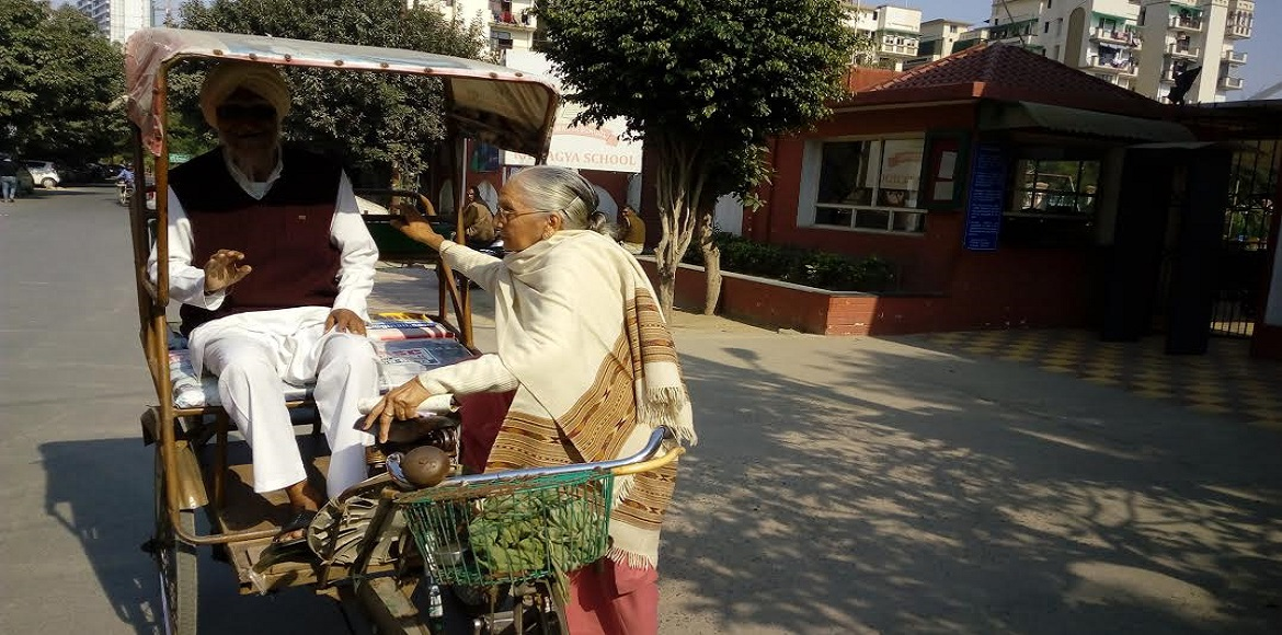 How voter-friendly was Noida?
