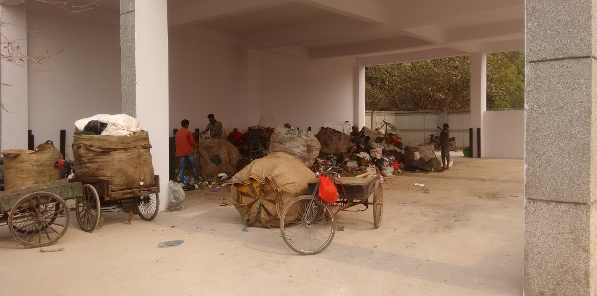 Vasundhara Enclave: New garbage facility spells re
