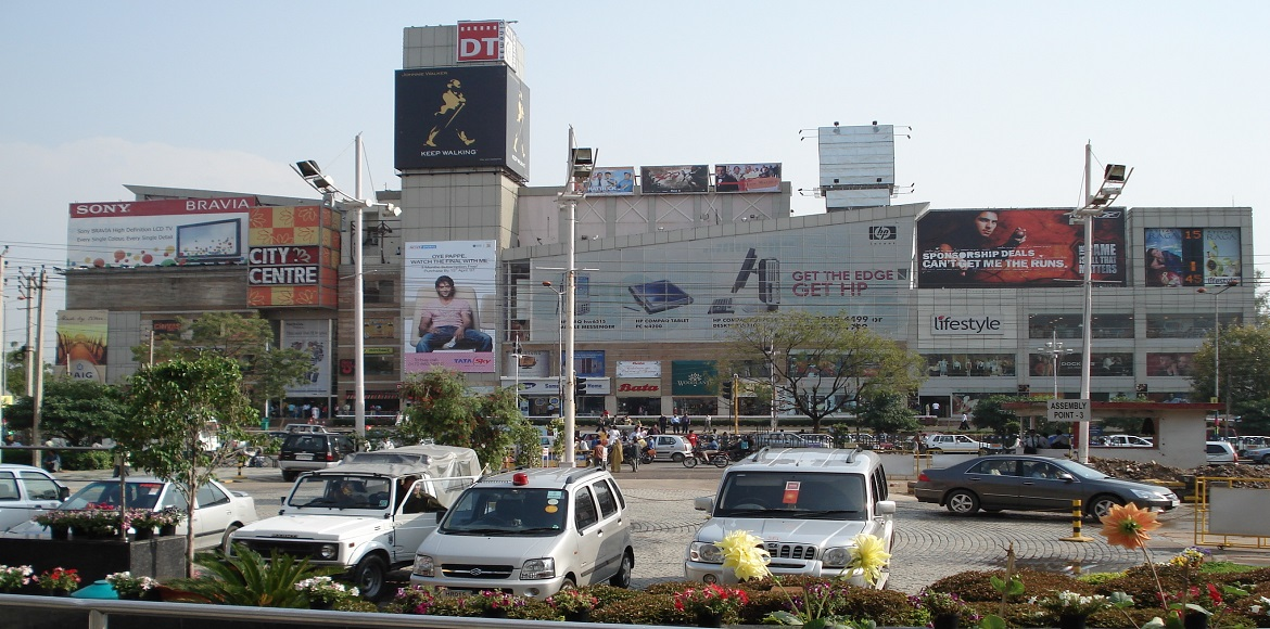 Gurgaon's MG Road to get a makeover