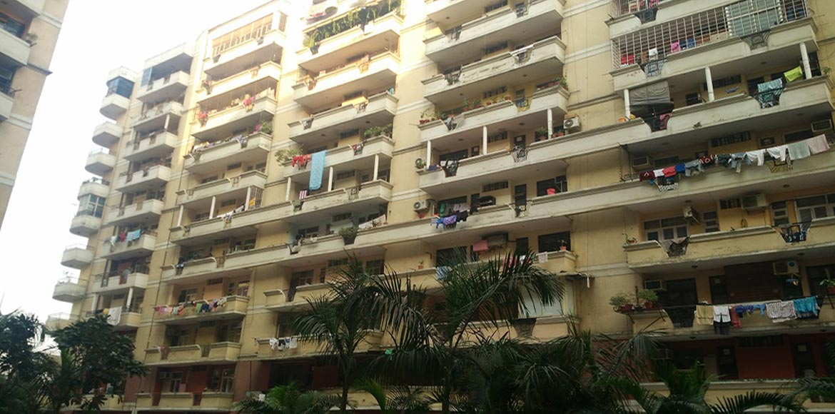 Express Garden residents worried about society's legality