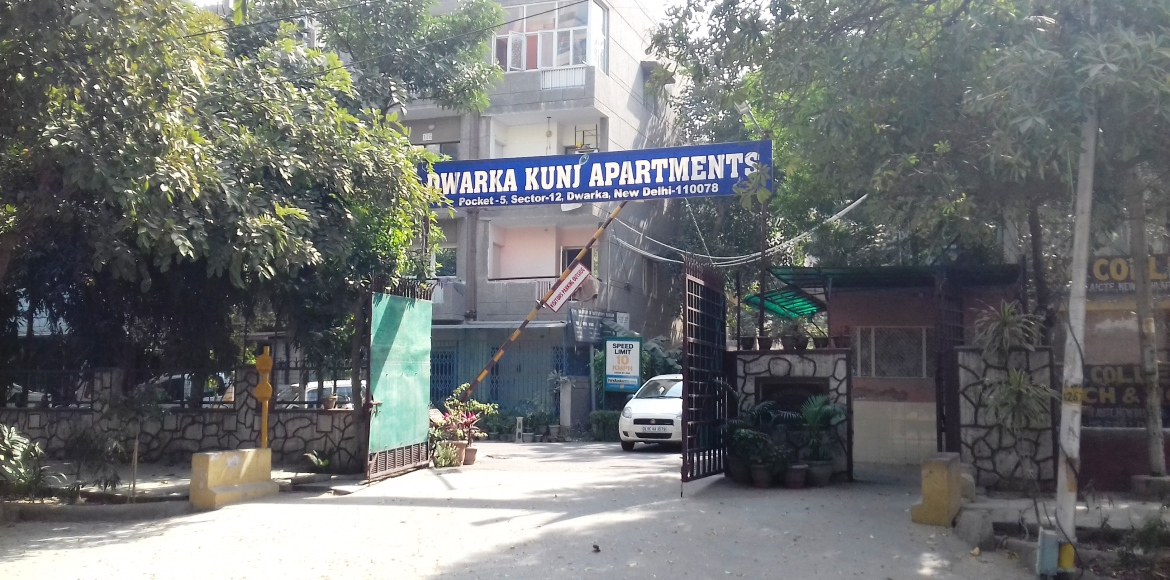 Water woes continue to plague Dwarka Kunj Apartmen