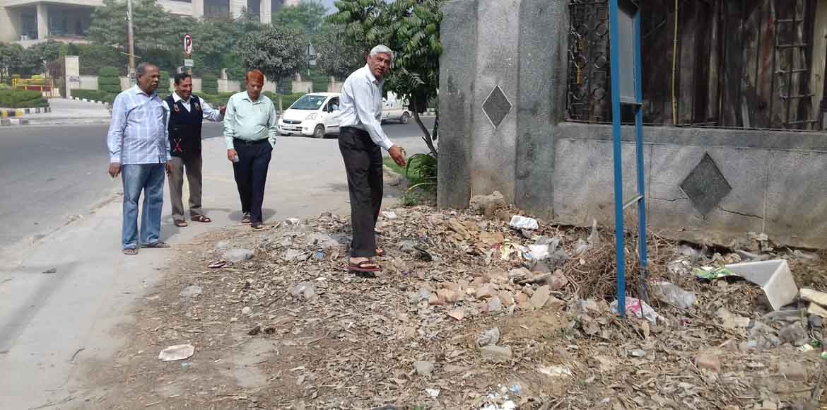 Residents call attention to civic amenities at Sur