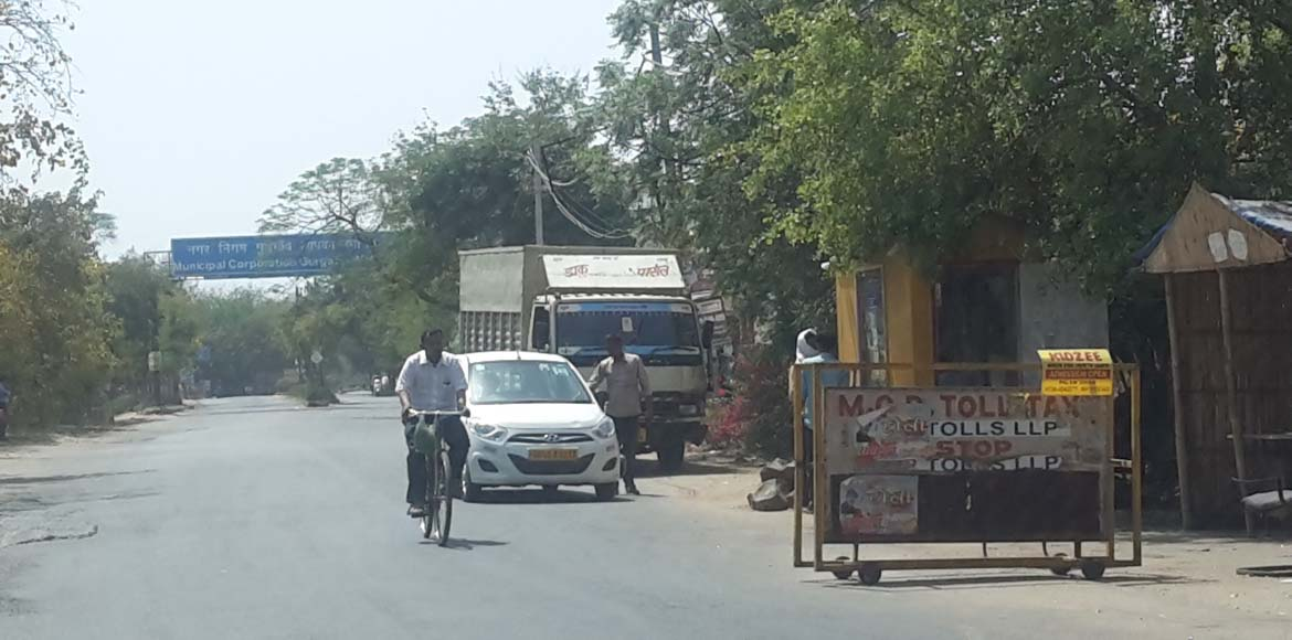 Gurgaon: Security goes south in Palam Vihar!