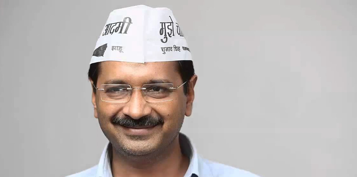 Kejriwal reaches out to RWAs ahead of Delhi municipal polls