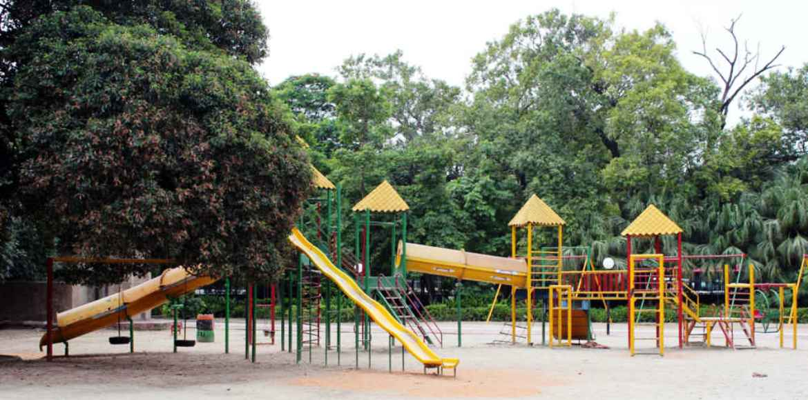 Noida, Sector 74 wants a park that looks like a park