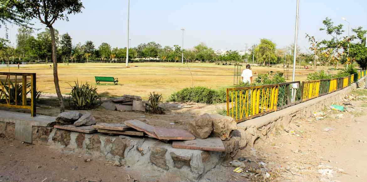 Stellar Greens, Noida: Sector park set for a facel