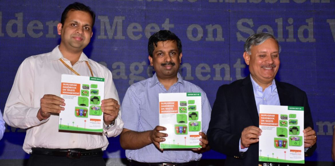 MCG launches handbook and portal on waste manageme