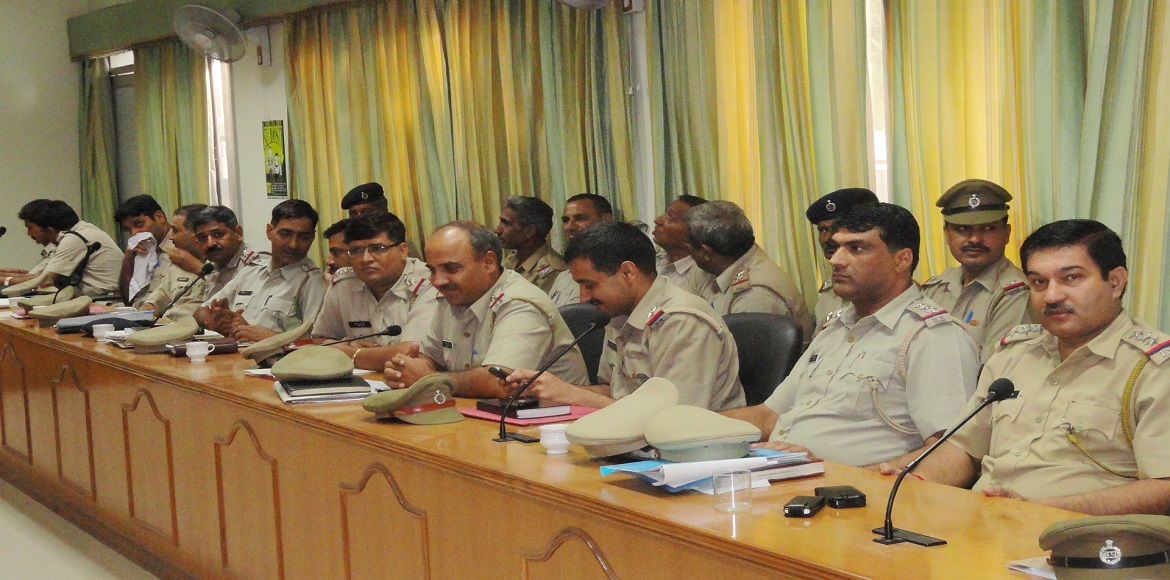 10 new police stations in Gurgaon!