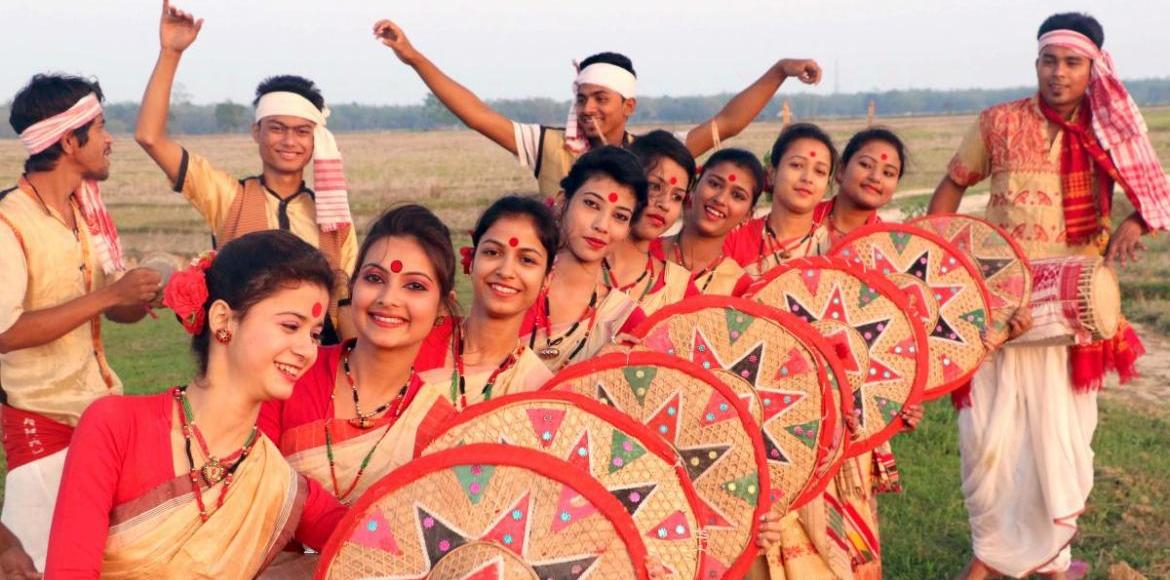 A slice of Assam for G-towners to mark Bihu