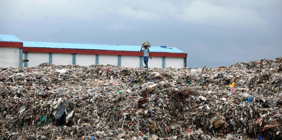 Gurgaon: 500 tonnes of untreated waste every day!