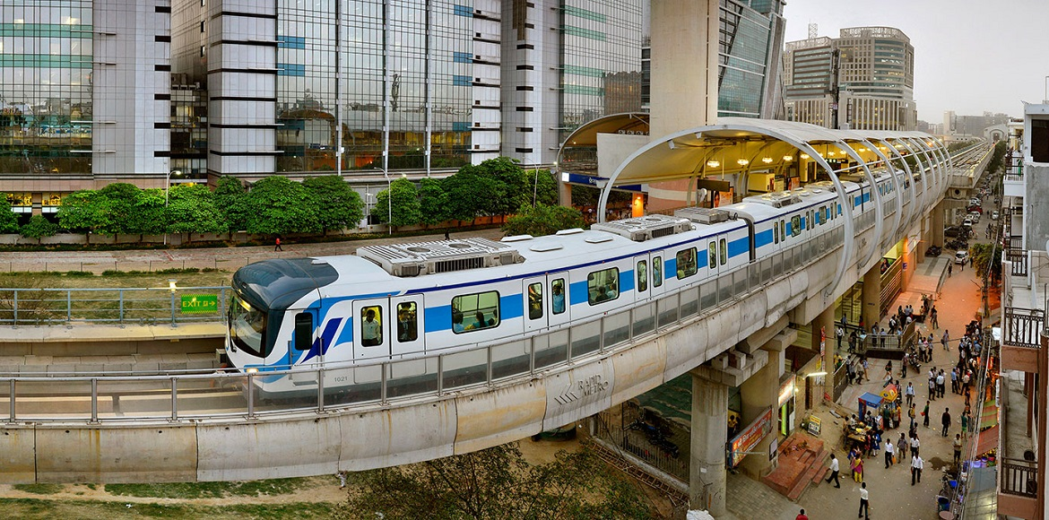 Rapid Metro opens two new stations today in Gurgaon