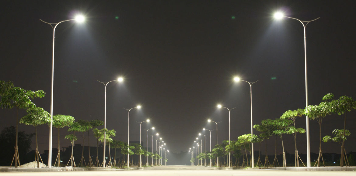 Noida: And there will be light...
