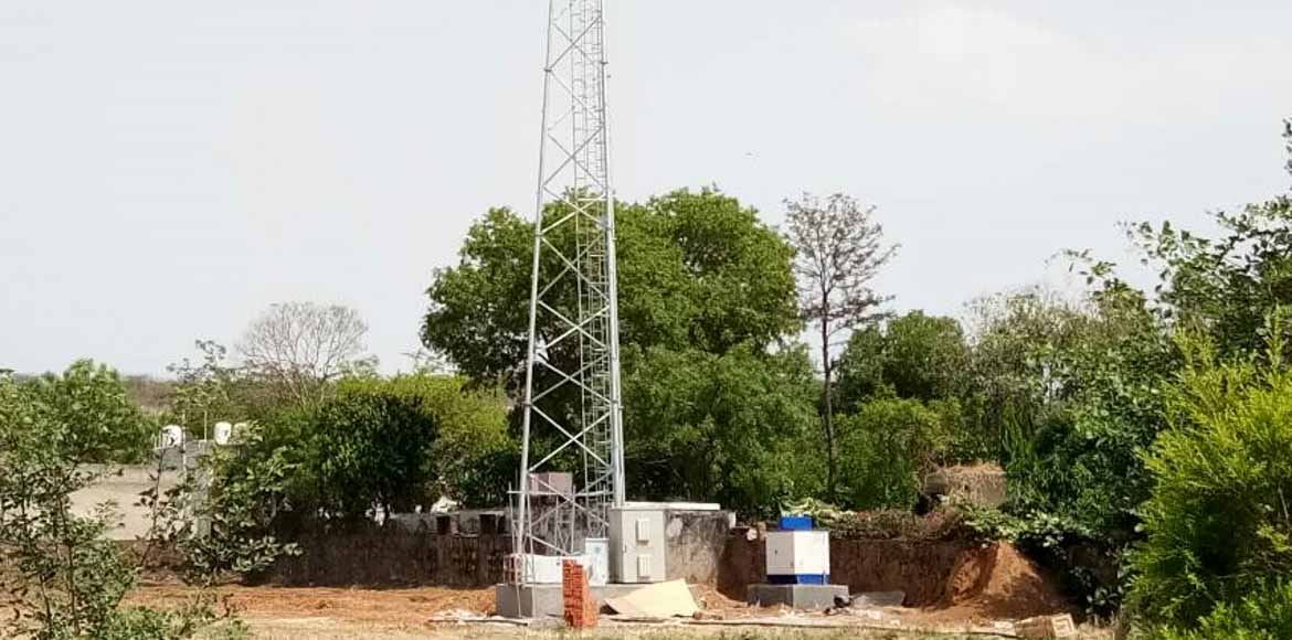 Why Raisina Residency wants this mobile tower removed