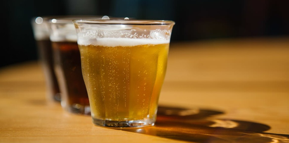 Malibu Towne, Gurgaon: A brewery within the township!