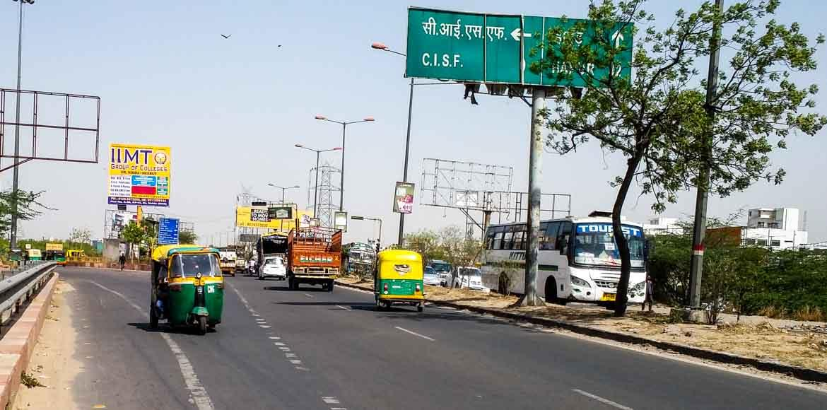 NH 24: New underpass, new problems