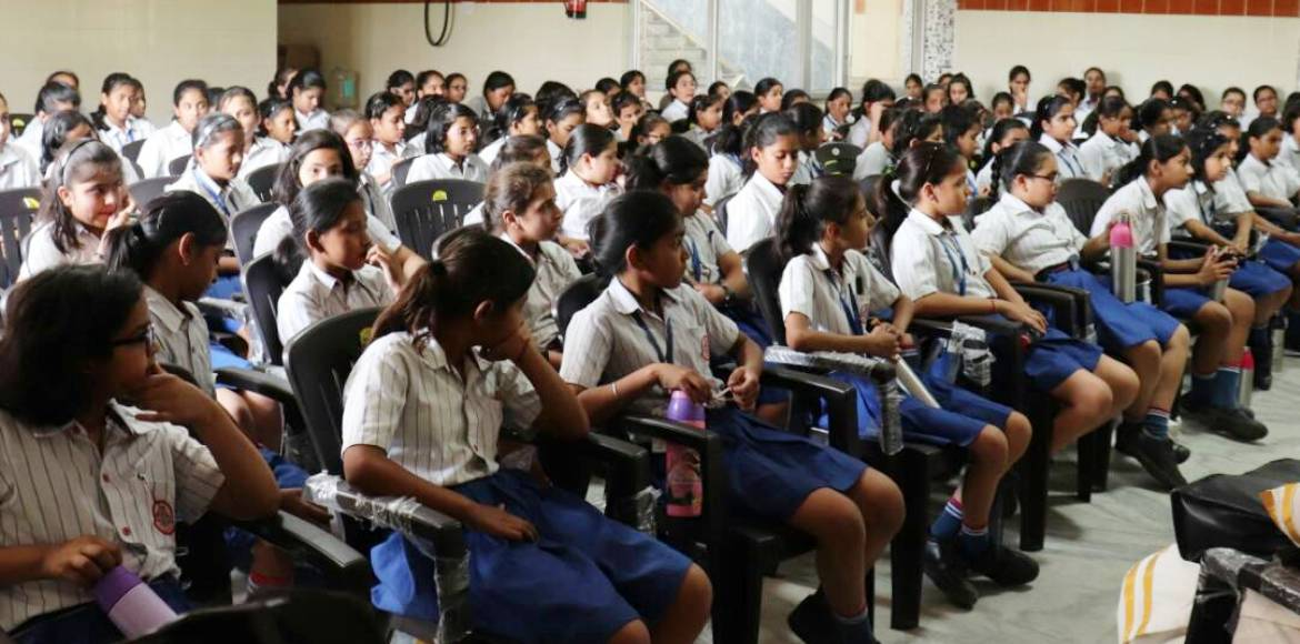 Dwarka: ANHLGT makes dealing with adolescence easi