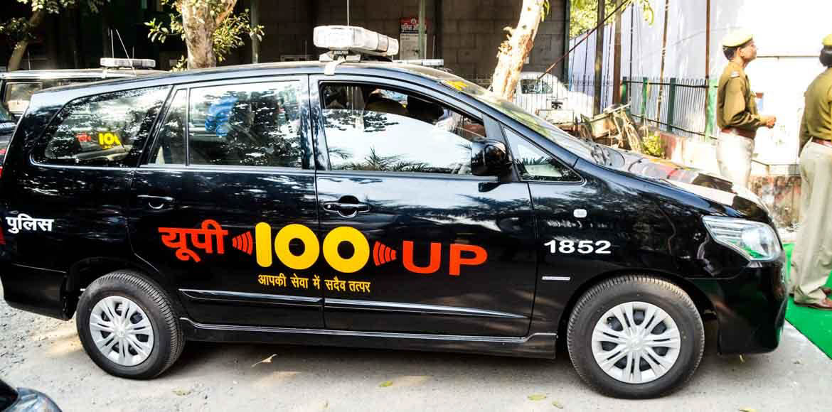 Ghaziabad: Lax response from Dial 100?