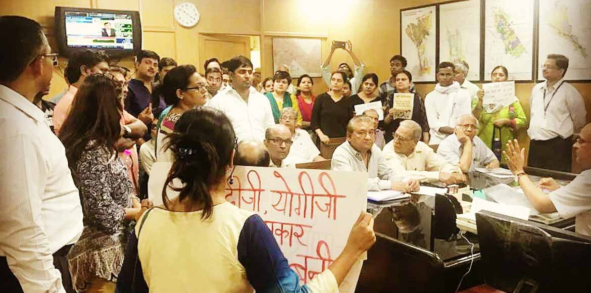 GB Nagar: Parents want schools' NOCs cancelled over fee hikes
