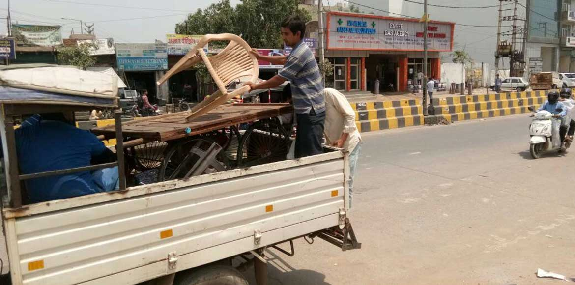 MCG continues with its anti-encroachment drive