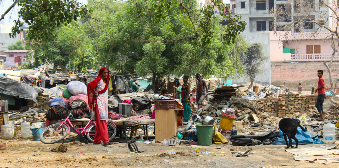 Anti-encroachment drive goof-up spells trouble for