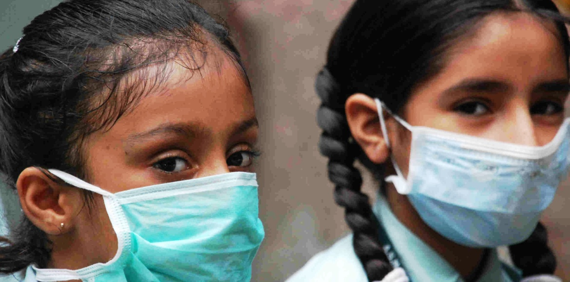 Swine flu is back in Gurgaon after two years!