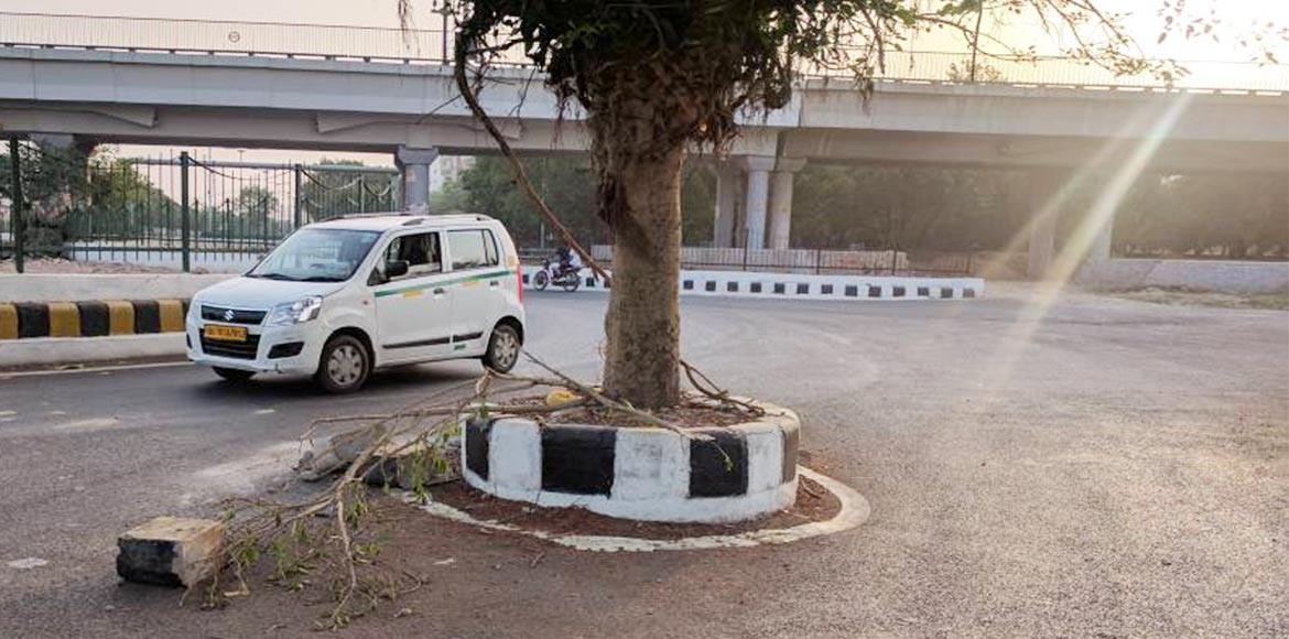 What's an 'idiot chowk'? Let Dwarkaites tell you