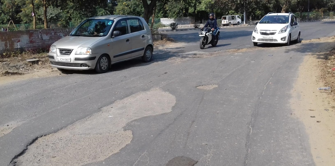 We bet Dwarka residents spend a fortune on car mai