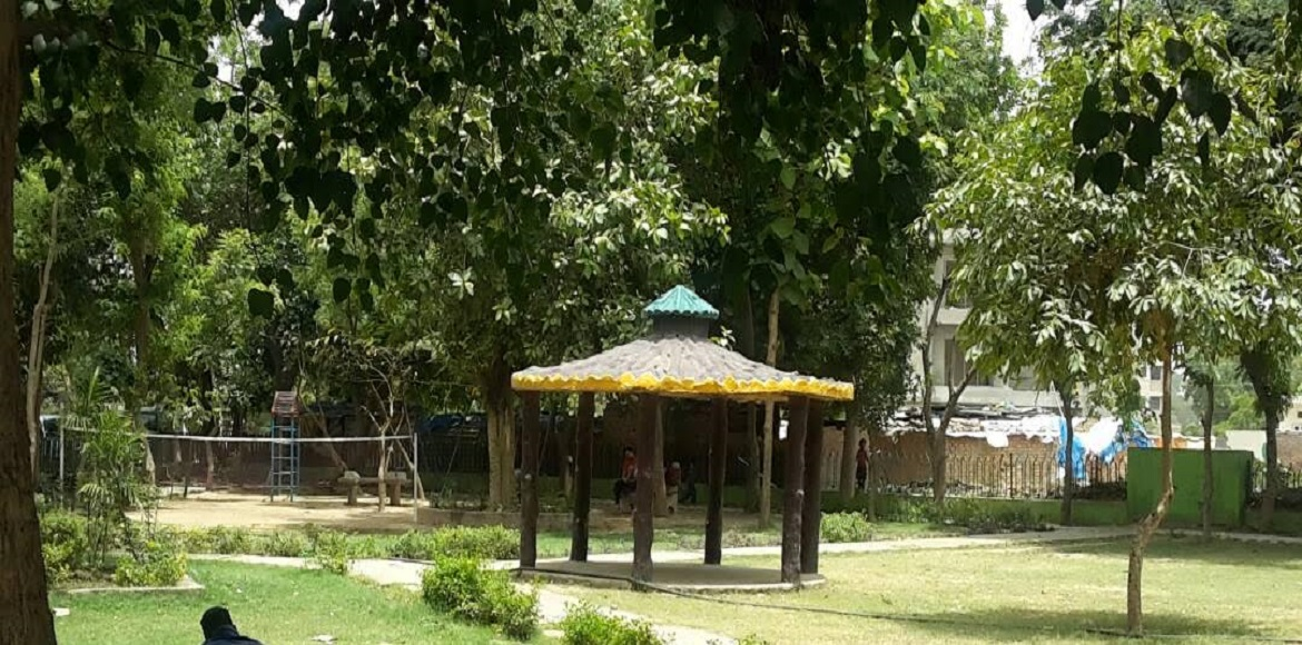 Sector 38, Gurgaon, now has two awesome parks!