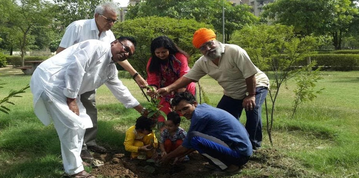 We need more Ganpati Apts and FORWAS for the sake of the environment