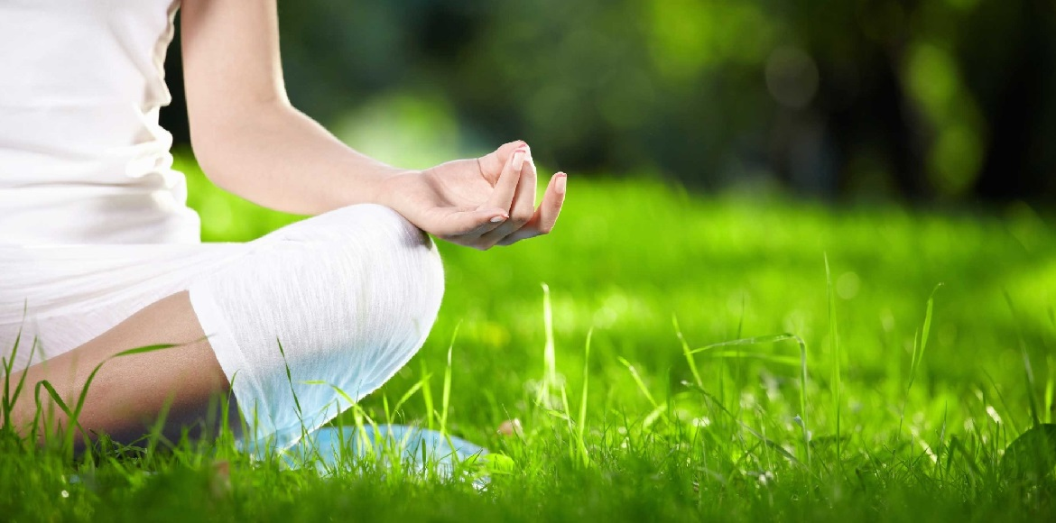 ...And it's International Yoga Day!