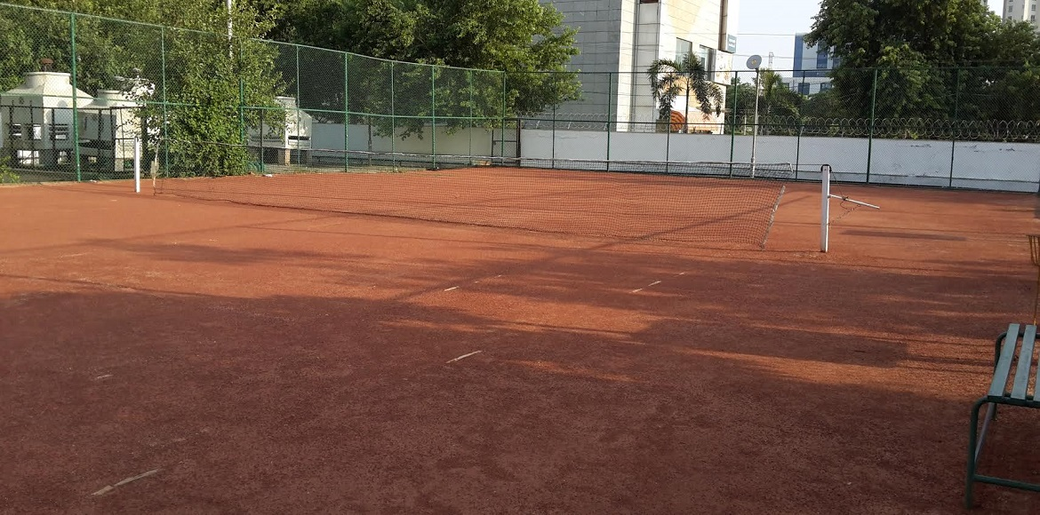 The French Open right in Gurgaon's backyard