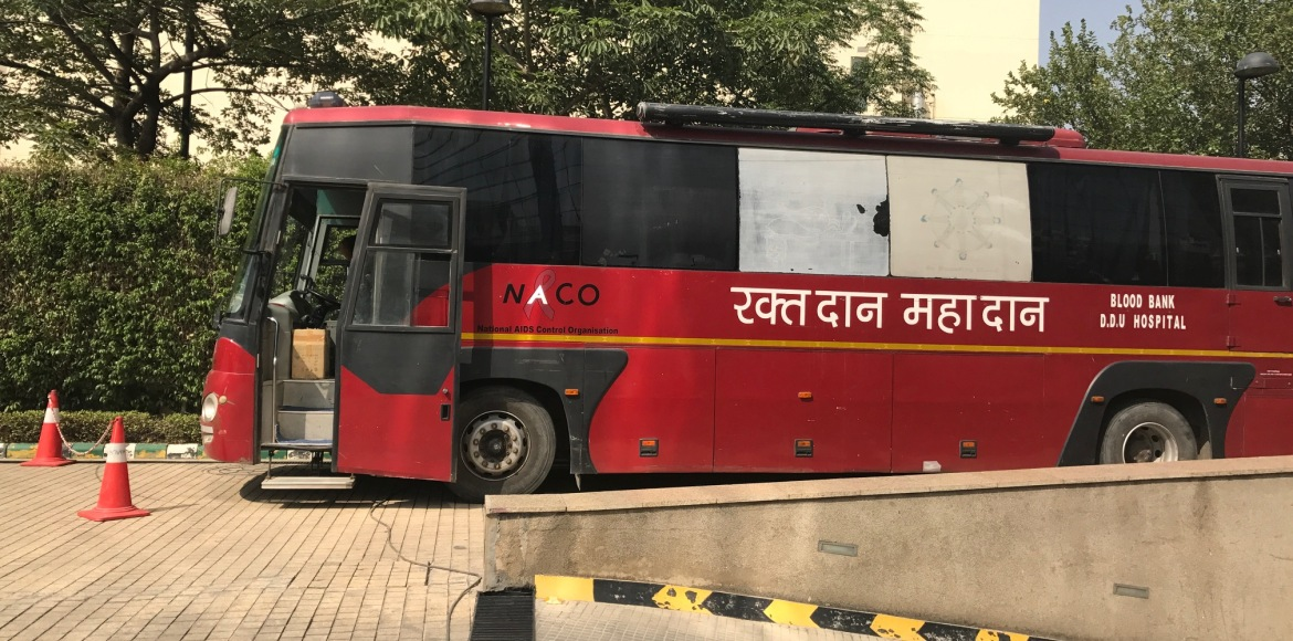 If you want to donate blood to thalassaemia patients, here's where you can head