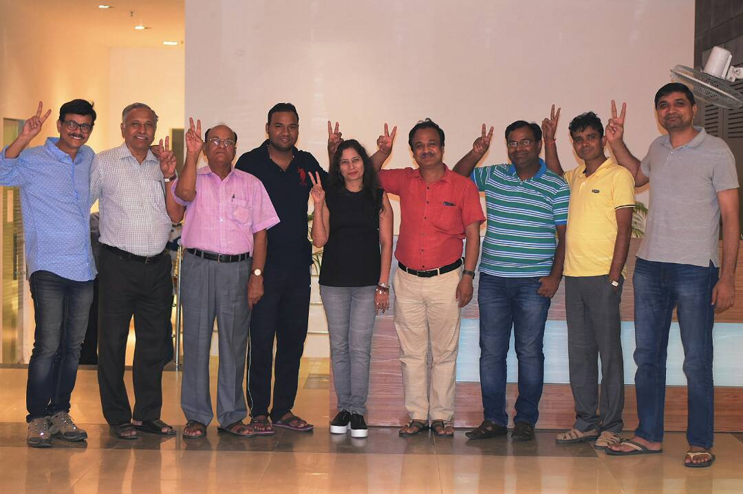 Prateek Laurel's freshly elected AOA gets t