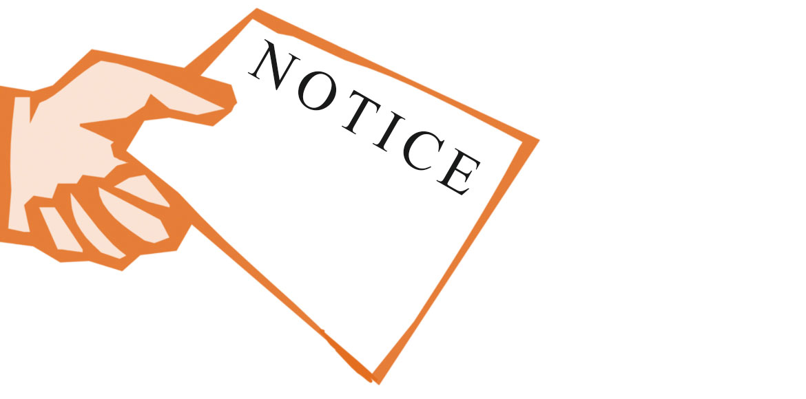 Has your project builder been served a notice by N