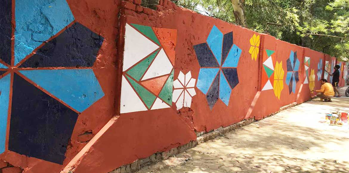 Ghaziabad: YNG sets an example for kids