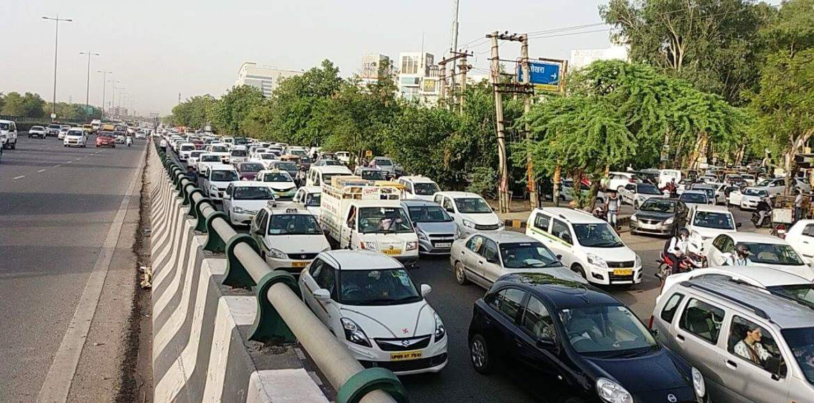 Gurgaon: Traffic diversions any good?