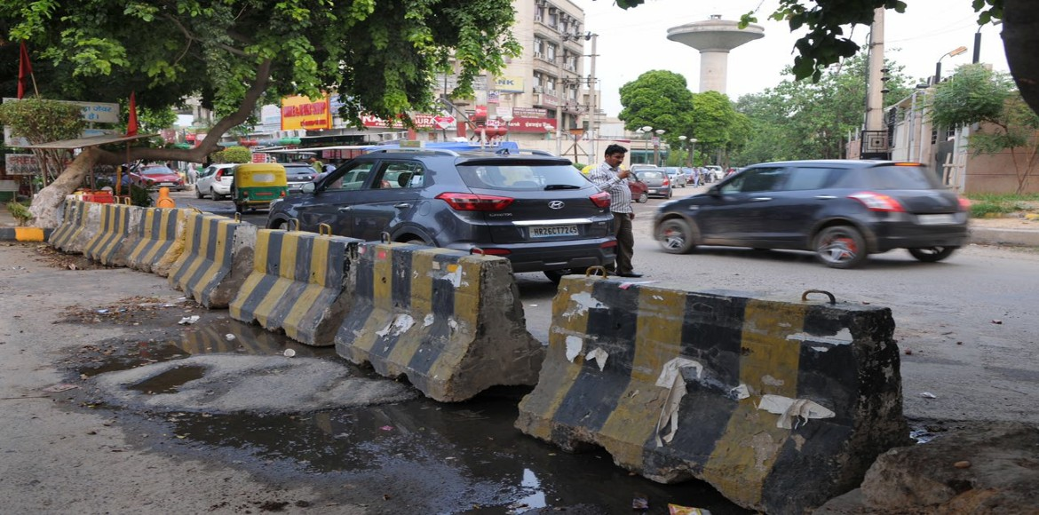 Gurgaon Traffic Police plan goes awry