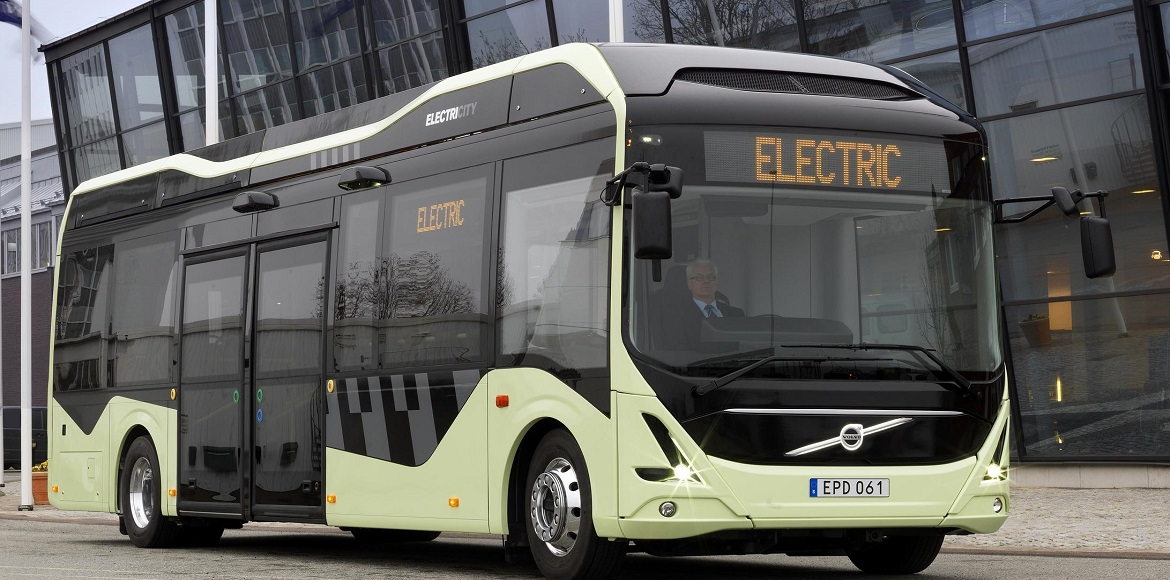 Electric buses on Gurgaon roads soon!