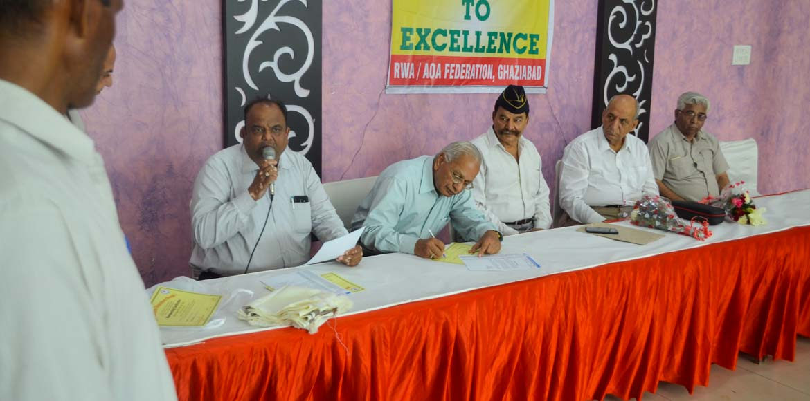 RWA Federation Gzb found the perfect encouragement for government employees