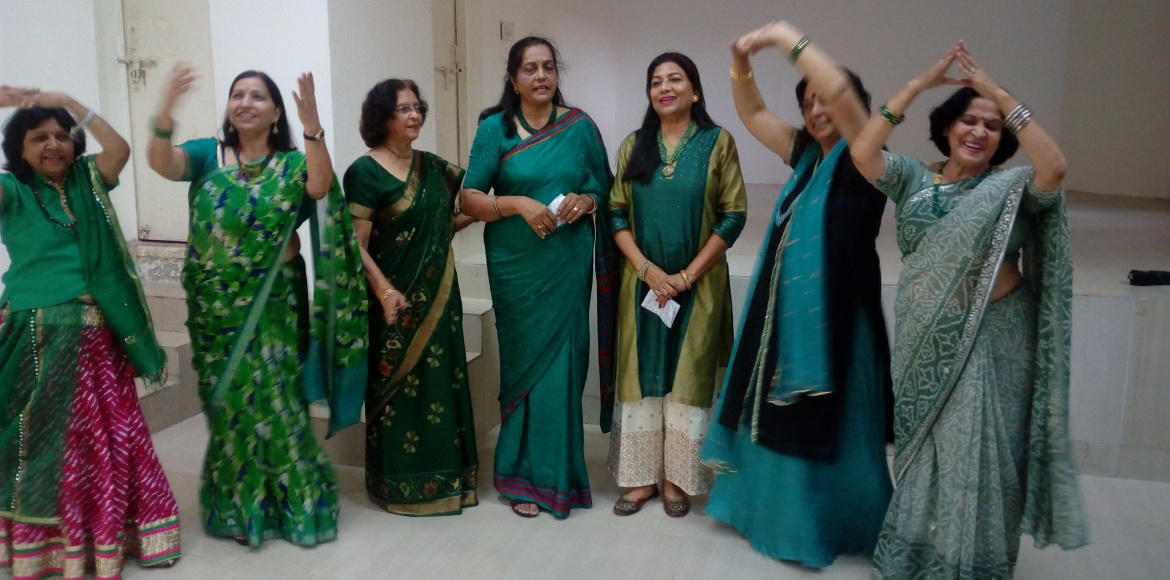 Noida: How defence wives took the stage by storm!