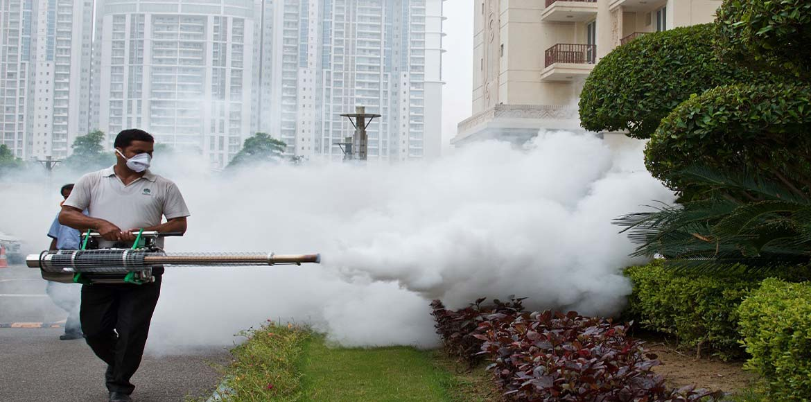 Not enough fogging in Noida, complain residents