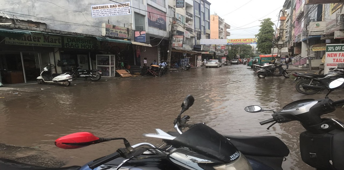 Dwarka, Sector 7: A sorry picture of negligence!
