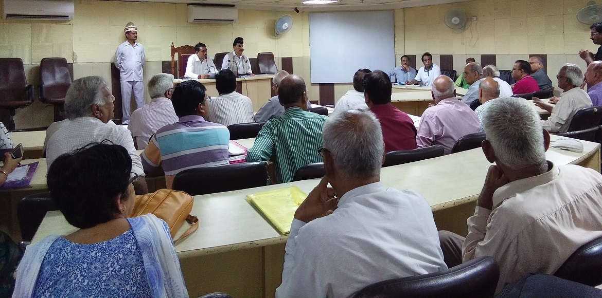 Commissioner says he will clean Ghaziabad slowly but surely