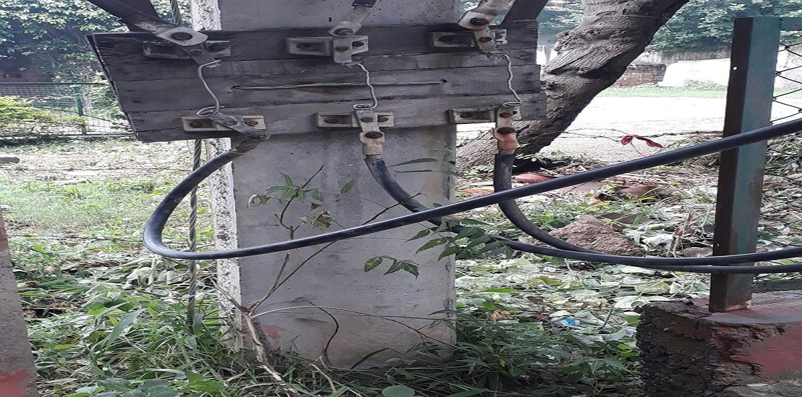 A girl has lost her life, but the danger of open wires in Ggn still looms large